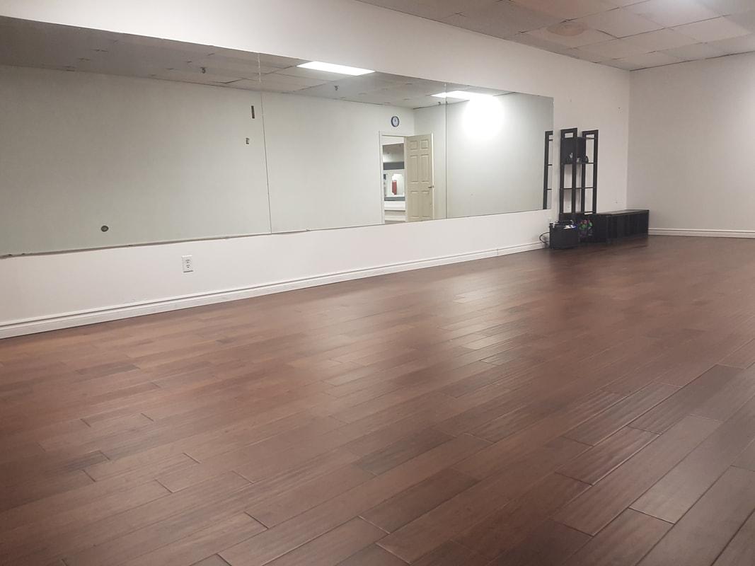 Studio Rental - DMD | DEFINING MOVEMENT DANCE
